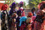 Senegal: le sfumature cromatiche delle donne